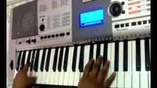 Vande matram (A.R.rahman) on piano by pranav bhansali in kavya