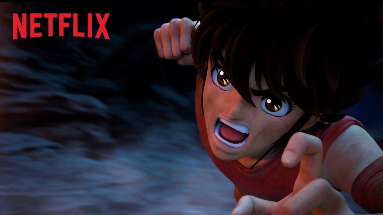 Download Saint Seiya: Knights of the Zodiac | Official Trailer | Netflix