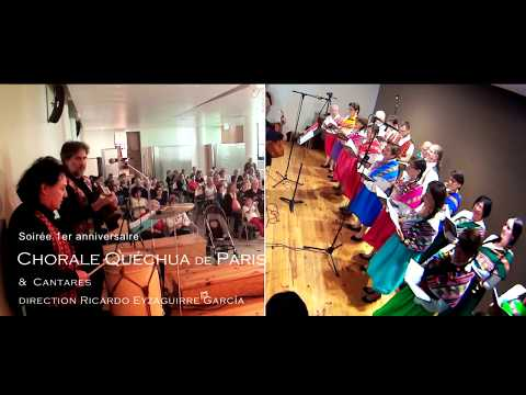 Chorale Quéchua de Paris, Viva mi patria Bolivia.