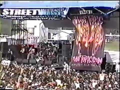 Mudvayne Live Ozzfest  2001 06 16   Somerset, WI, USA