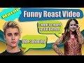 SUNANDA SHARMA   MORNI   Justin Bieber   Punjabi Roast Video   Aman Aujla