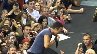Bruce Springsteen - Tenth Avenue Freeze-out - Mohegan Sun 2014-05-18