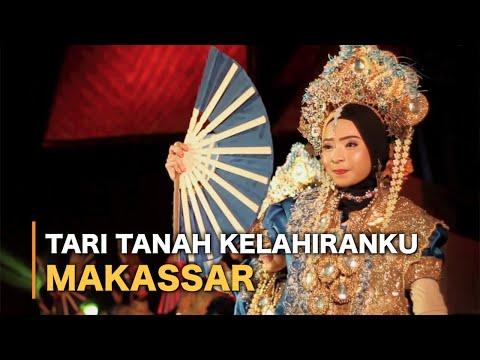 Tari Butta Kalassukangku - Makassar