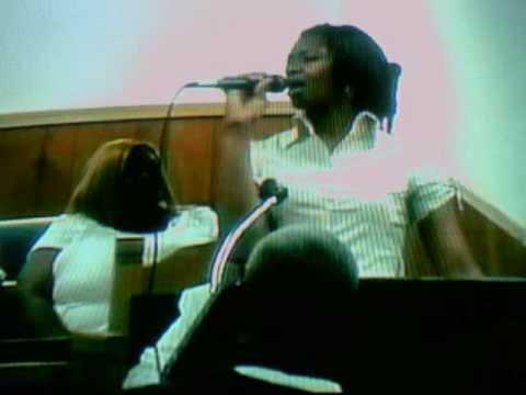 Latoya Thomas Armistad - When I see Jesus