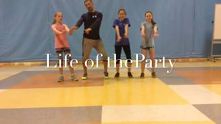 Dawin-Life of the Party