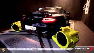 Reprogrammation moteur - Porsche 997 Turbo S 3.8 DFI 530hp @ 582hp - Good original exhaust sound HD