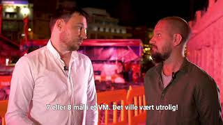 Fotball-VM 2018 - Norgekasino TV - analyse etter kampen Spania - Portugal