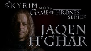 Skyrim Game of Thrones Build Series - Jaqen H