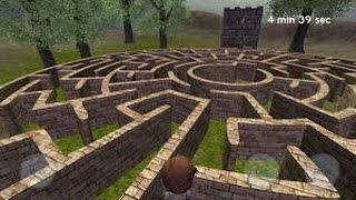 3D Maze Labyrinth (Full Game) - Gameplay