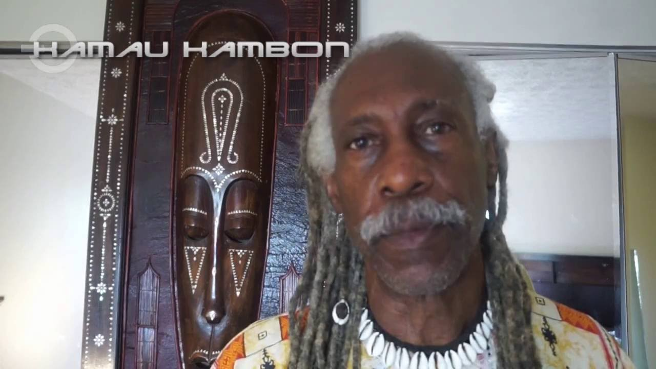 NEW Dr. Kamau Kambon Exclusive Face-to-Face Interview!
