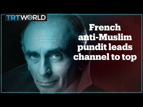 Anti-Muslim pundit leads TV channel to top ratings in France