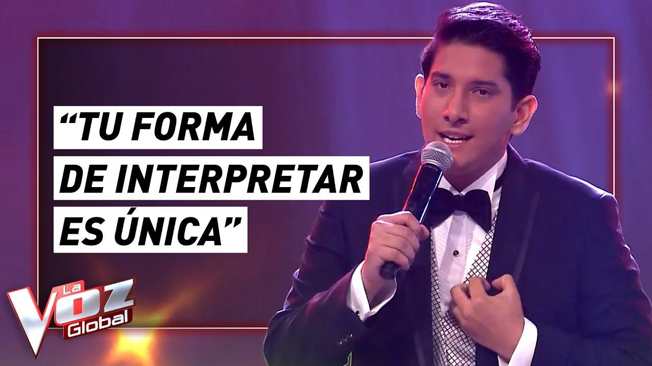 Nunca se rindió y enamoró a todos con sus interpretaciones en La Voz | EL CAMINO #50