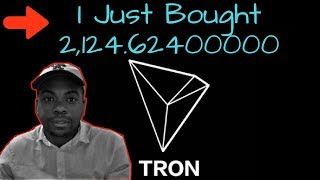 Tron (TRX) What is Tron and Why I Bought