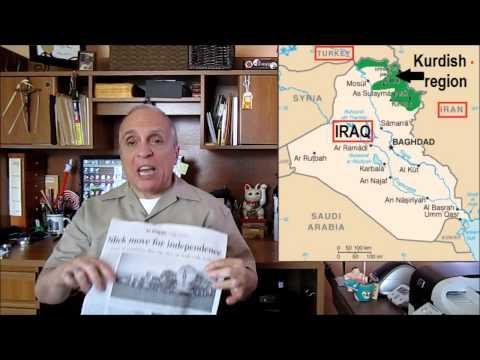 Kurdish oil upsets Washington and Baghdad