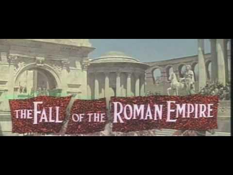 The Fall of The Roman Empire (1964) Trailer - Sophia Loren, Stephen Boyd, Alec Guinness
