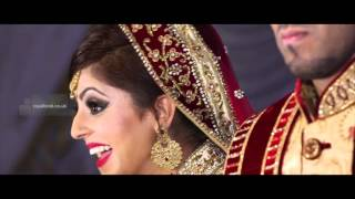 Best New Pakistani Wedding & Walima - Highlight Trailer I whittlebury hall