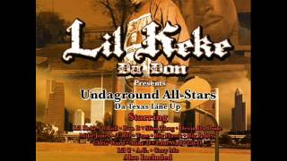 LIL KEKE - Loved By Few Hated By Many