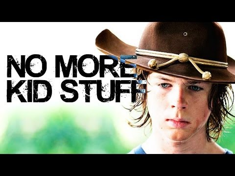 Carl Grimes  No More Kid Stuff •  Youtube