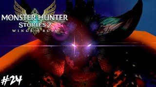Monster Hunter Stories 2 - Part 23: Boss Nergigante [モンスターハンターストーリーズ2]