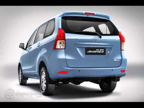 All New Avanza 2012