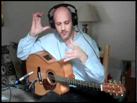 Adam Rafferty Guitar lesson - How to Warm Up Properly Using