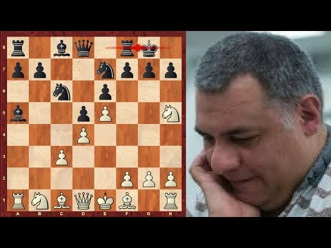 Instructive Outrageous  Chess Game! : Michael Surtees vs Jovanka Houska - Pieces behind pawns!