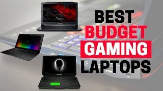 Top 7 Best Gaming Laptops On A Budget 2018 thumbnail