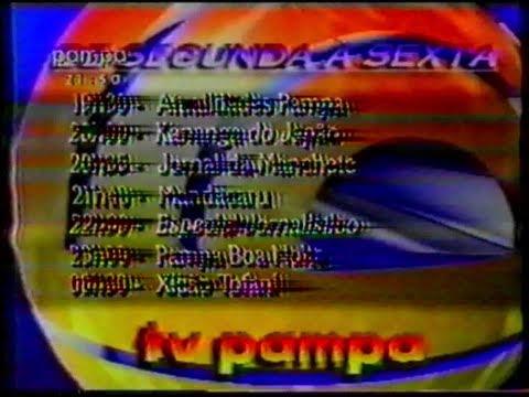Intervalo: Uma História de Sucesso - TV Pampa/Manchete (13/09/1997) [1]