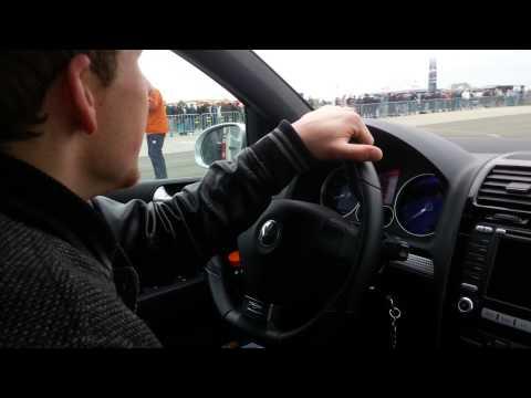 Golf 5 R32 vs 3er BMW