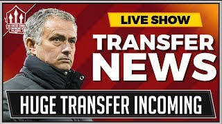 Mourinho Plans HUGE Man Utd Transfer! Man Utd Transfer News