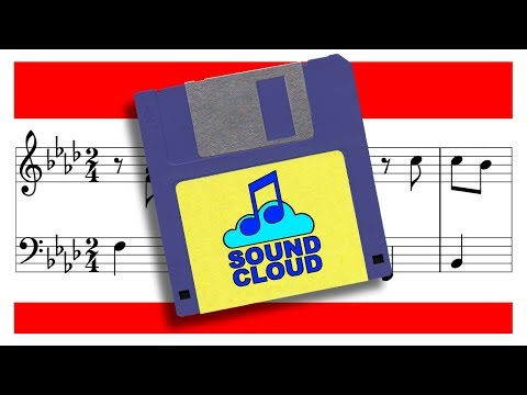 If @Soundcloud was around in 1994...