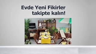 #IKEA Evde Yeni Fikirler: Bahçenizi Yaza Hazırlayın