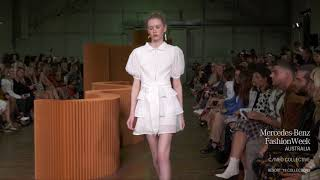C/MEO COLLECTIVE  MERCEDES-BENZ FASHION WEEK AUSTRALIA RESORT 19 COLLECTIONS
