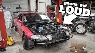 Big turbo 1JZ is ABOUT TO GET LOUD! thumbnail