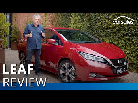 2019 Nissan LEAF Review | carsales