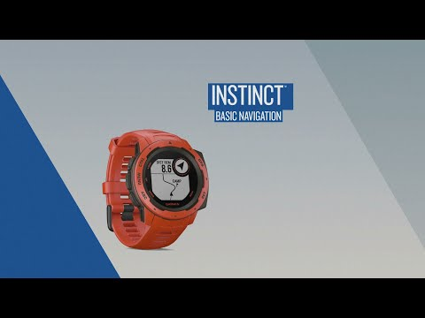 Instinct: Basic Navigation