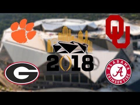 College Football Playoffs Hype 2018 ᴴᴰ