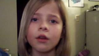 Смотреть клип Jackie Evancho - Everytime