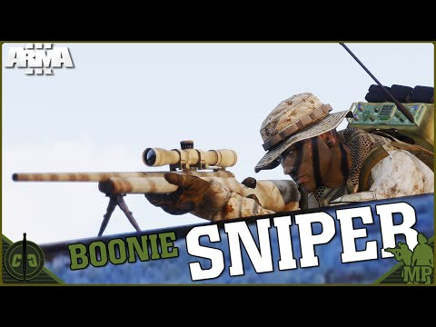 Arma 3   Boonie Sniper ᴴᴰ