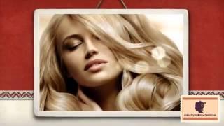 видео презентация на тему уход за волосами