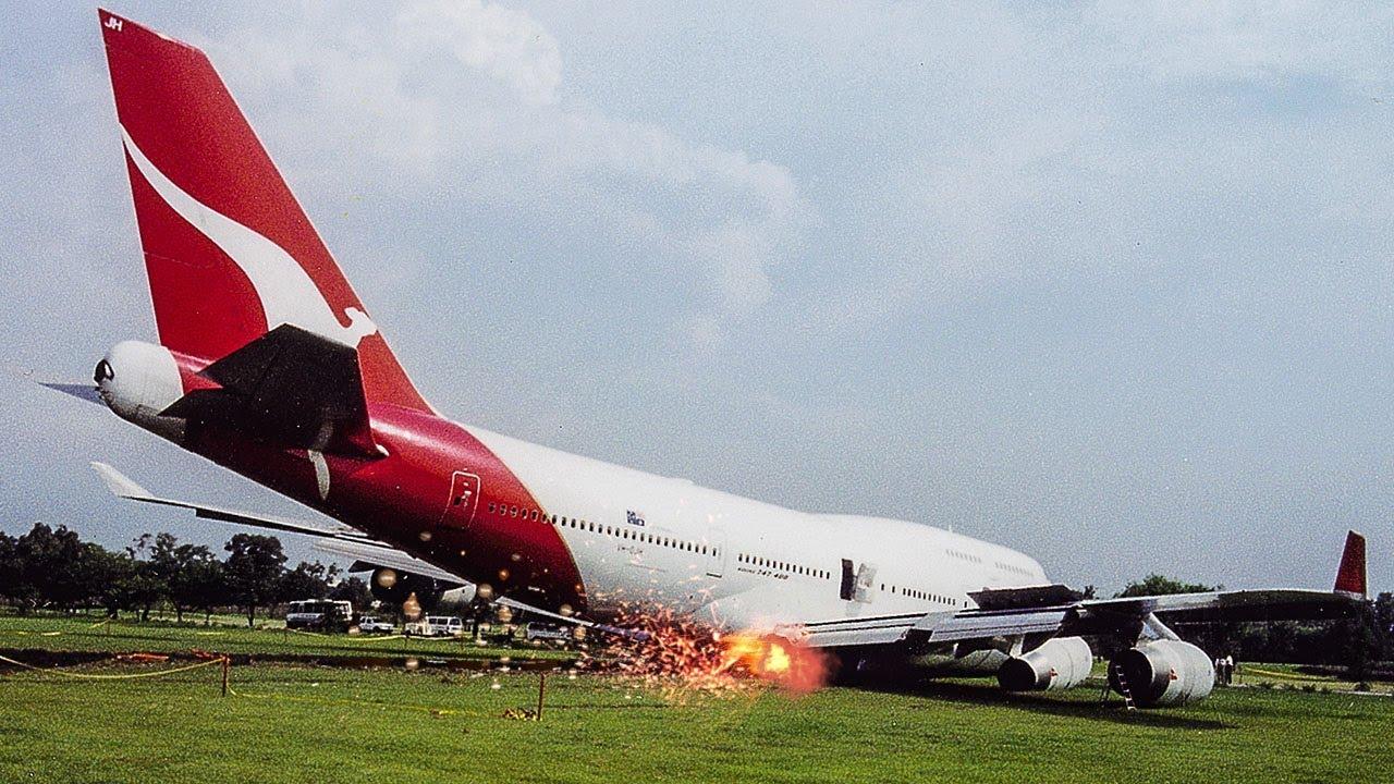 Boeing 747 Absturz