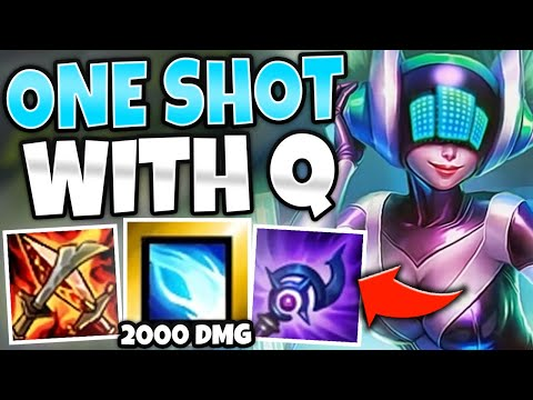 Wtf?! ap sona mid can one shot carries! (burst on repeat) - league of legends mp3