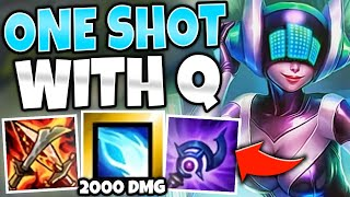 WTF?! AP SONA MID CAN ONE SHOT CARRIES! (BURST ON REPEAT) - League of Legends