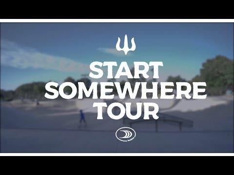 Start Somewhere Tour - Carver Pro - Event #1 - Herzelia Skatepark