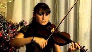 Ирина Тификова - Celtic Carol (Lindsey stirling cover)