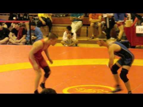 2009 Canada Cup: 66 kg Ryan Blake vs. Nic Gavel