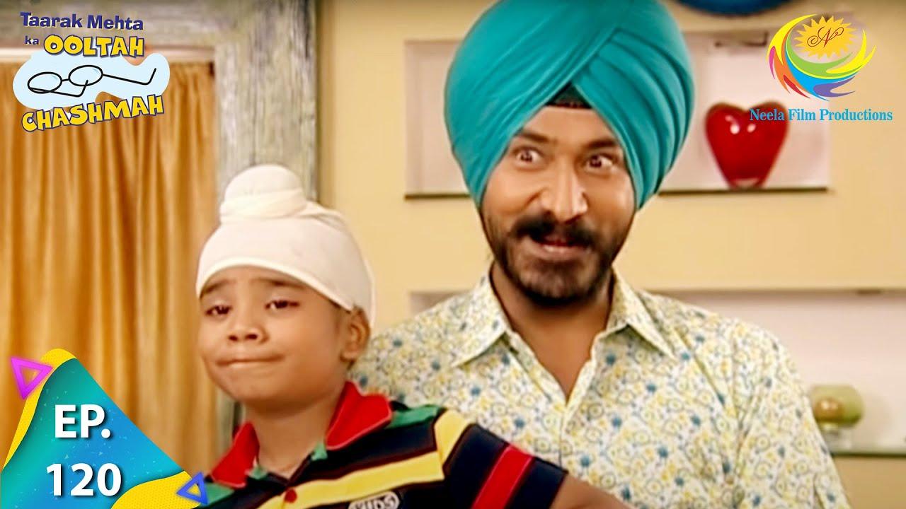 Download Taarak Mehta Ka Ooltah Chashmah - Episode 120 - Full Episode
