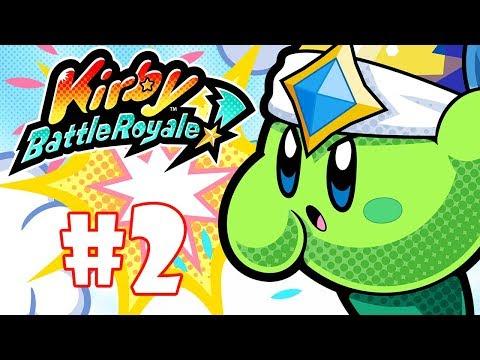 Download Youtube: KIRBY BATTLE ROYALE #2 - DUPLA EXPLOSIVA