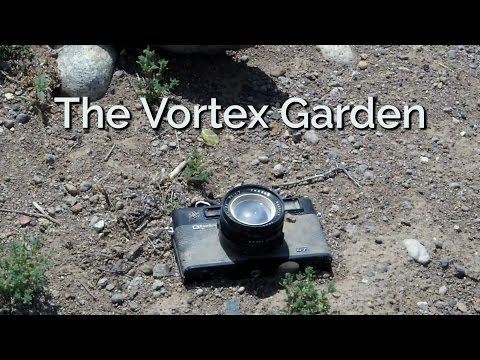 Vortex Garden | UFO Watchtower | Hooper, CO