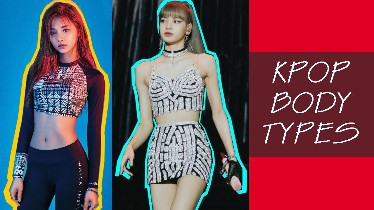 Body Types In Twice Kibbe Edition Youtube